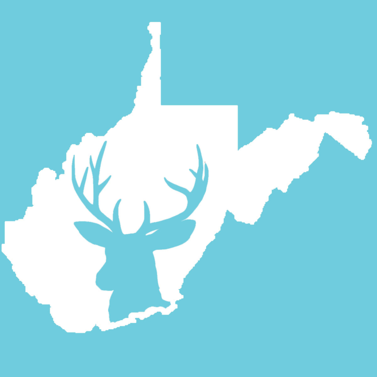 West Virginia Buck Decal