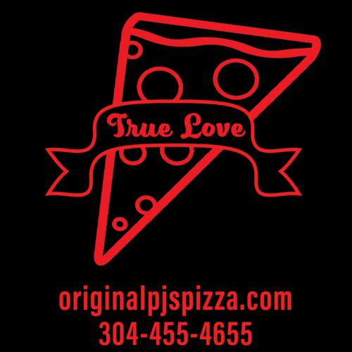 True Love Pizza T-Shirt